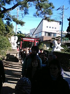 森戸神社。