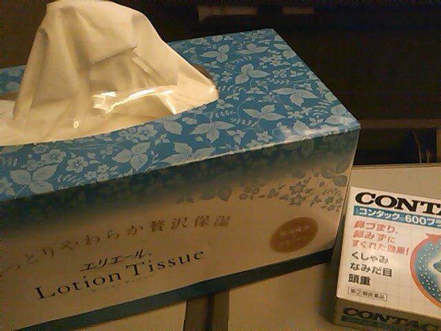 鼻炎?風邪?